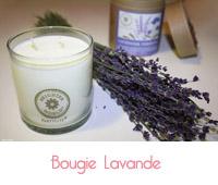 Sauvons la lavande française avec les bougies Brighter World