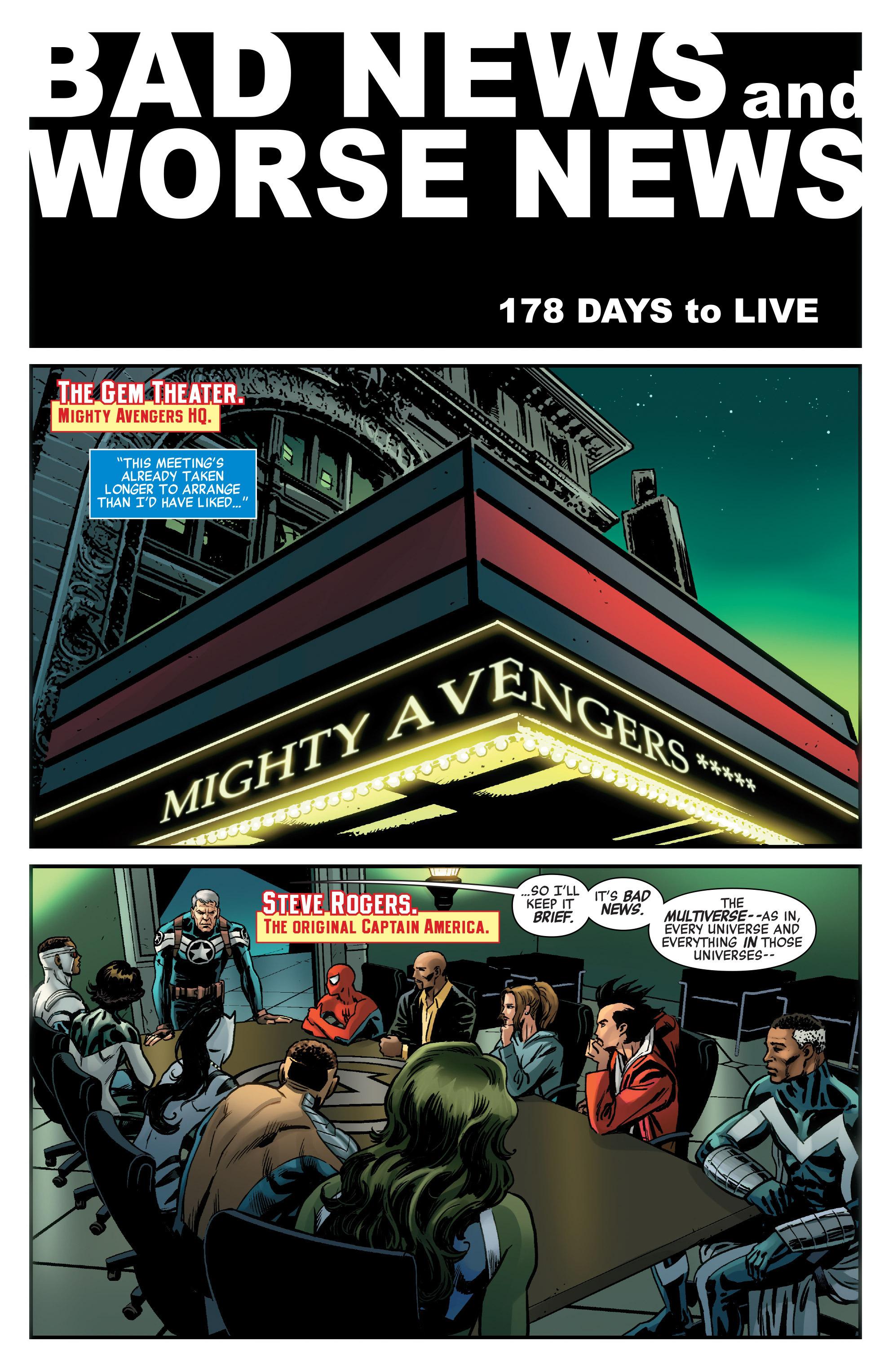 Read online Secret Wars: Last Days of the Marvel Universe comic -  Issue # TPB (Part 1) - 6