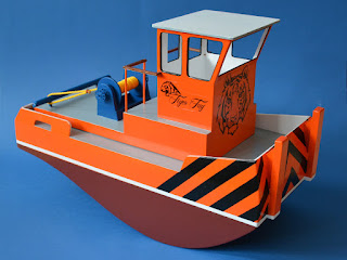 "Springer Tug: Tiger-Tug ""Lucky-Luki"""