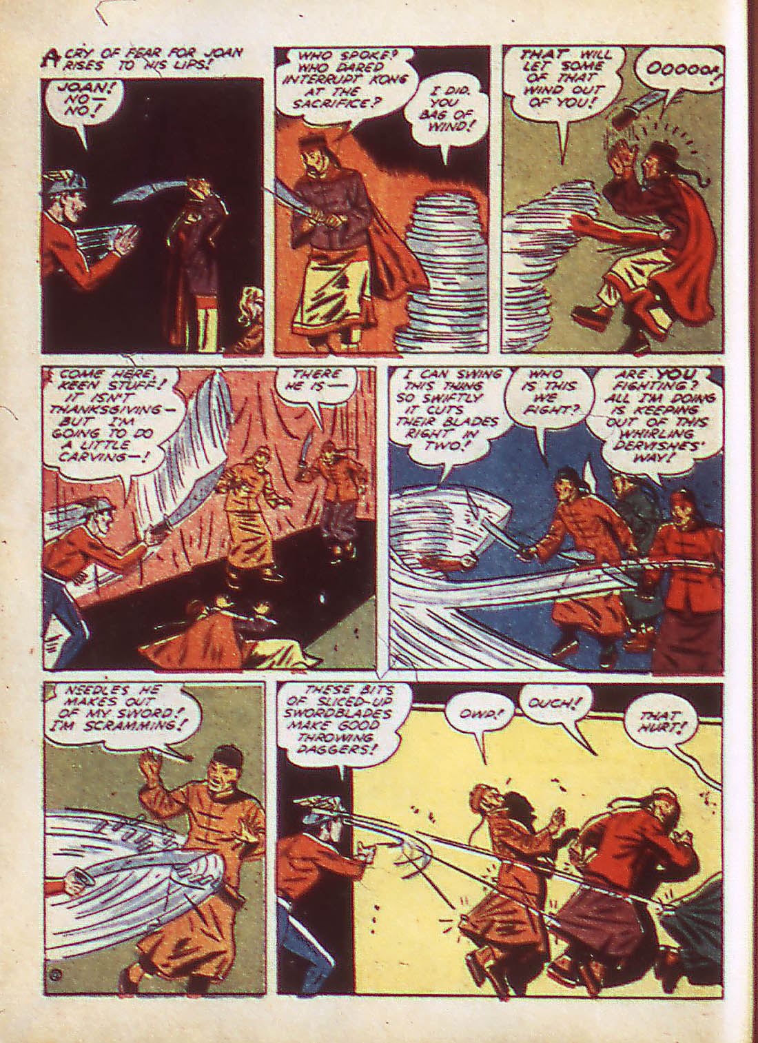 Flash Comics issue 22 - Page 14