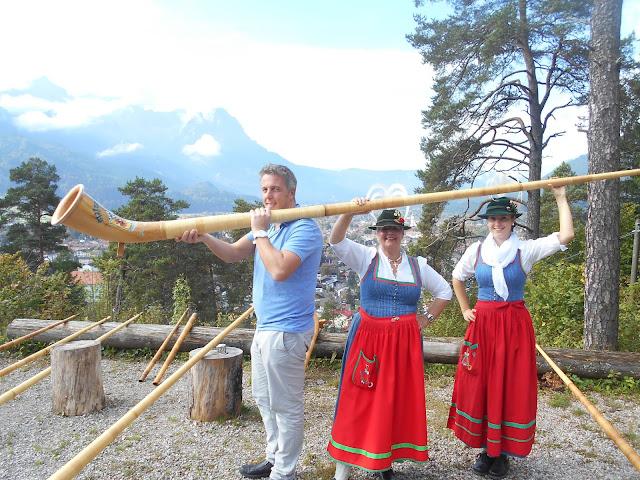 Alpenhorn Musik