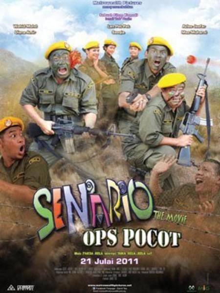 Review Filem Senario The Movie Ops Pocot