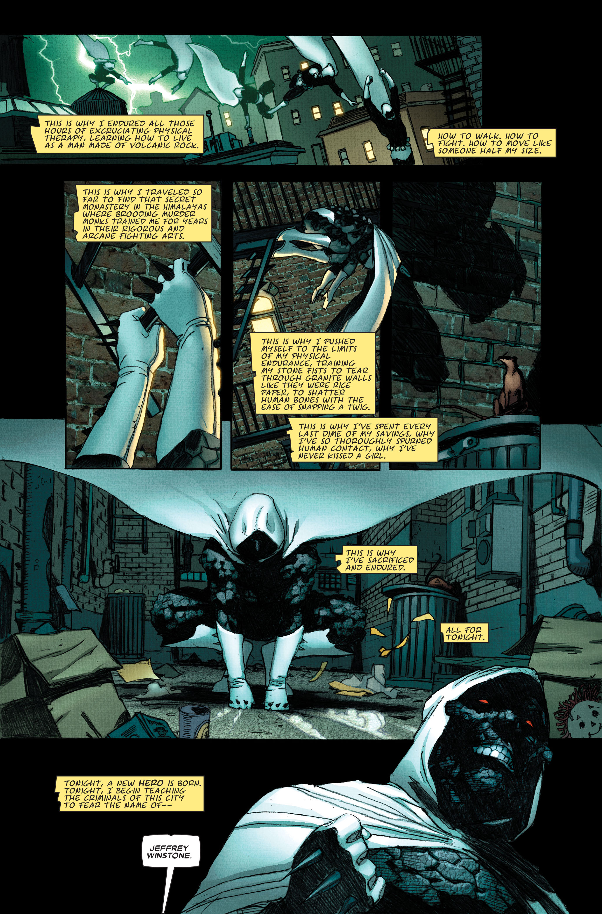 Read online Wolverine: Weapon X comic -  Issue #11 - 4