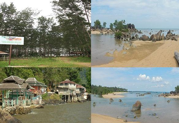 Wisata Alam di Kabupaten Sambas