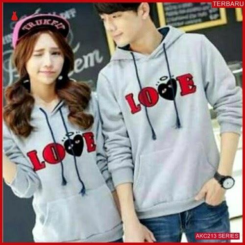 AKC213S46 Sweater Couple Love Anak 213S46 Pasangan Play BMGShop