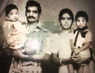 Telugu Actor Jeeva Family Wife Parents children's Marriage Photos