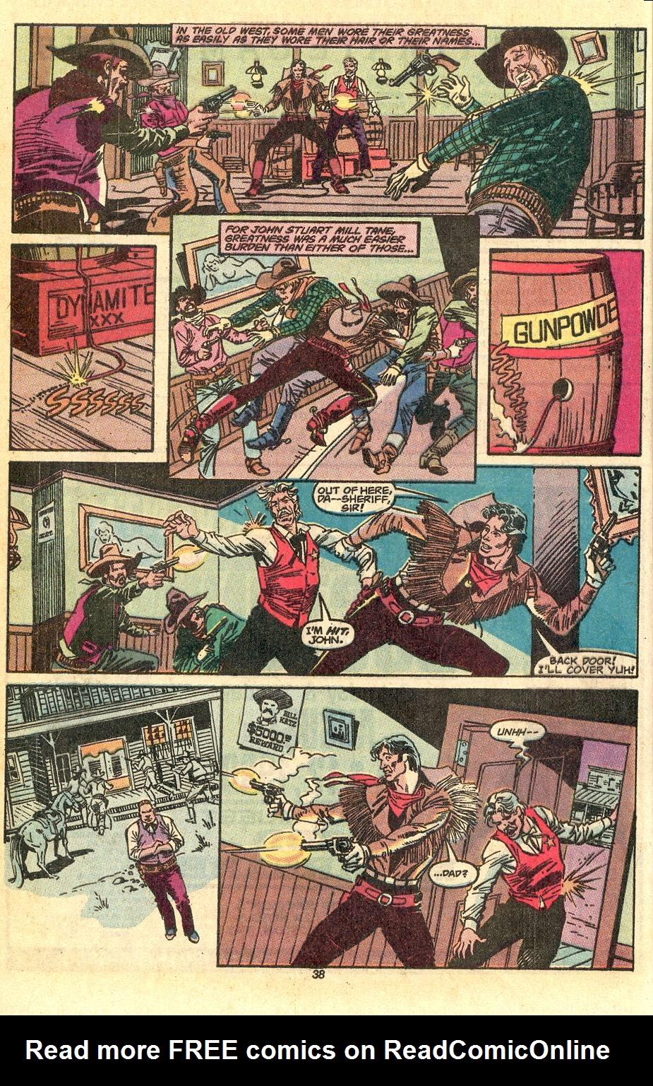 Read online Secret Origins (1986) comic -  Issue #50 - 40