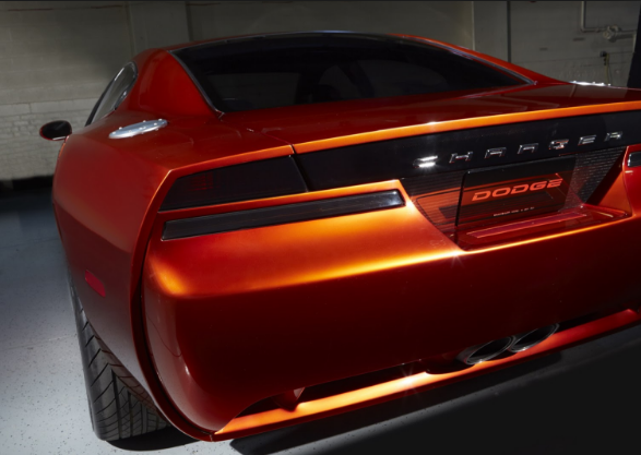 2020 Dodge Charger Concept