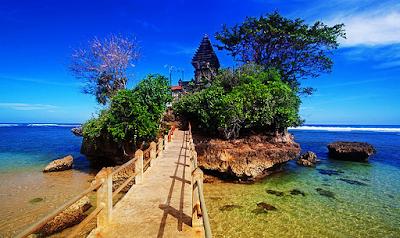 Beach Malang Balekambang
