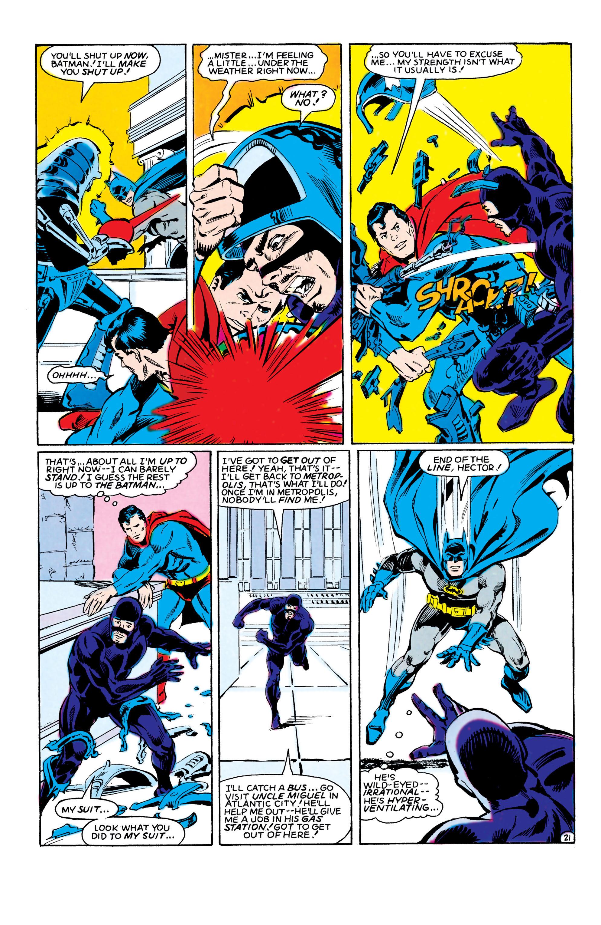 Read online World's Finest Comics comic -  Issue #308 - 22