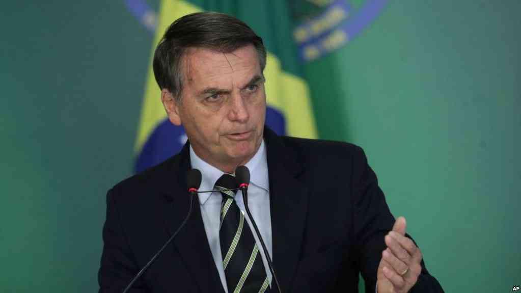 Bolsonaro lleva 12 días en el hospital y dijo en su cuenta de Twitter que se encuentra bien / AP