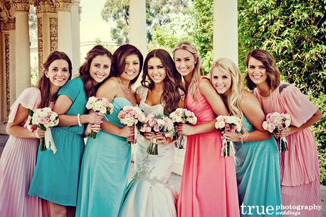 Fashion and Dreams: Daily Inspiration: Bridesmaid's dresses