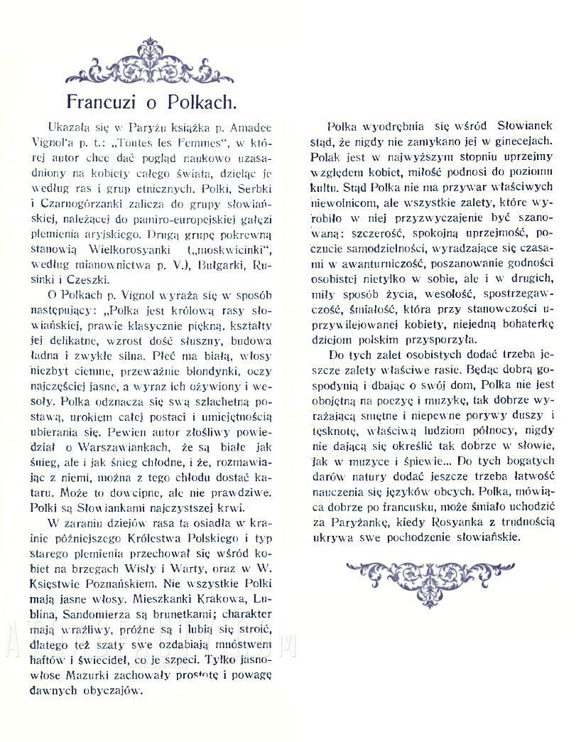 Francuzi o Polkach