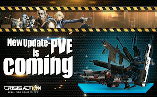 Tips Menaqlukkan Pve Challenge Game Crisis Action.