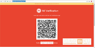 website mi verification