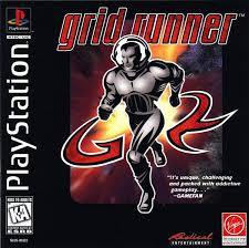 Grid Runner - PS1 - ISOs Download