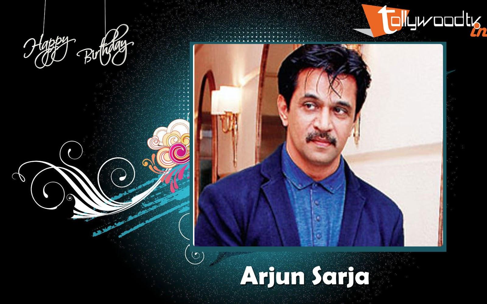 Happy Birthday To Arjun Sarja-HQ-Photo-1