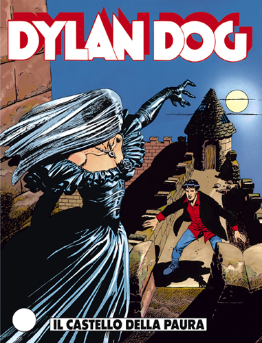Dylan Dog (1986) 16 Page 1
