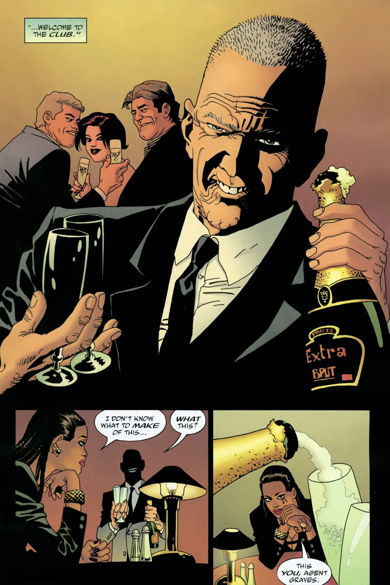 Read online 100 Bullets comic -  Issue #89 - 8