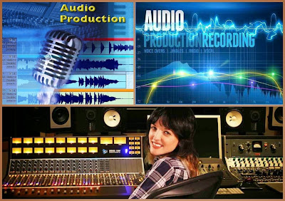Audio Production | Small Business Ideas