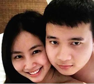 Võ Hồng Ngọc Huệ lộ ảnh nóng scandal clip nóng trên facebook xinhgai.biz