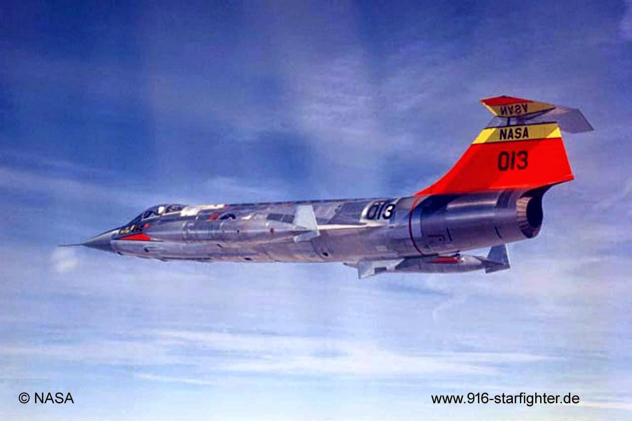 nasa f-104a - photo #47