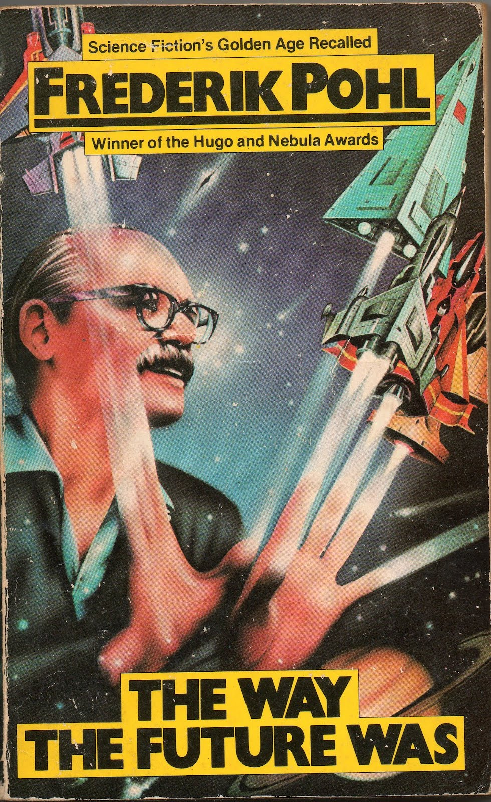 Eight Miles Higher: Book Reviews: Two By Frederik Pohl