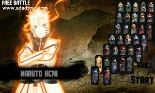 Download NSWOS: Naruto Senki War of Shinobi v2 by Exa Septiko