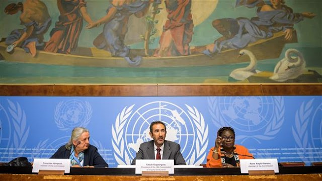 Burundi becomes first country to leave International Criminal Court