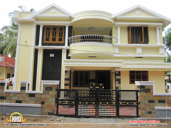 House renovation Kerala - 255 square meters (2750 Sq. Ft.) - February 2012