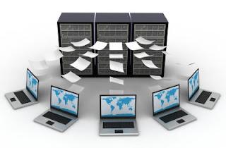 Ilustrasi Database Server