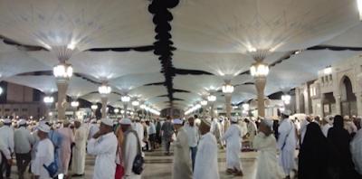 Salut.. !!! India dan Bangladesh Ingin Belajar Penyelenggaraan Haji Indonesia