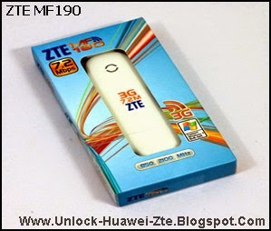 ZTE MF190 - Download Zte Firmware Update Free