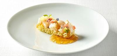 Source: Shilla website. Dish from La Yeon.