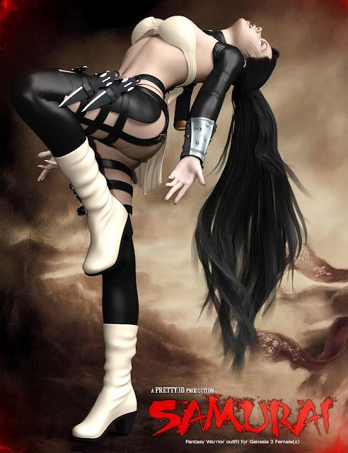 Samurai for Genesis 3 Female
