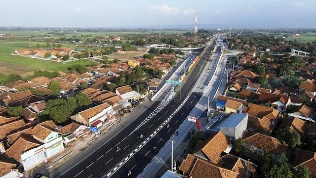Jalan nasional rute 1