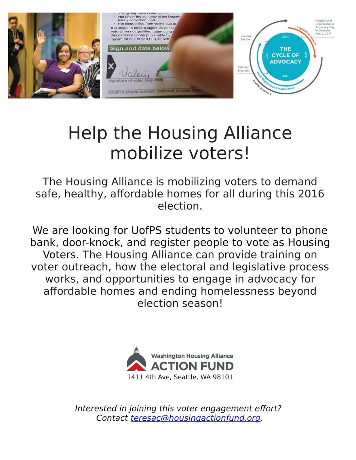 voter mobilization