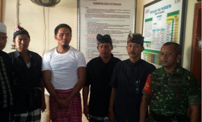 Insiden 'Pemukulan' Warnai Nyepi di Bali