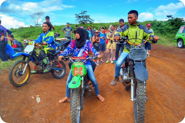 Olah+Raga+Offroad+Pagaralam+Sumatera+Selatan