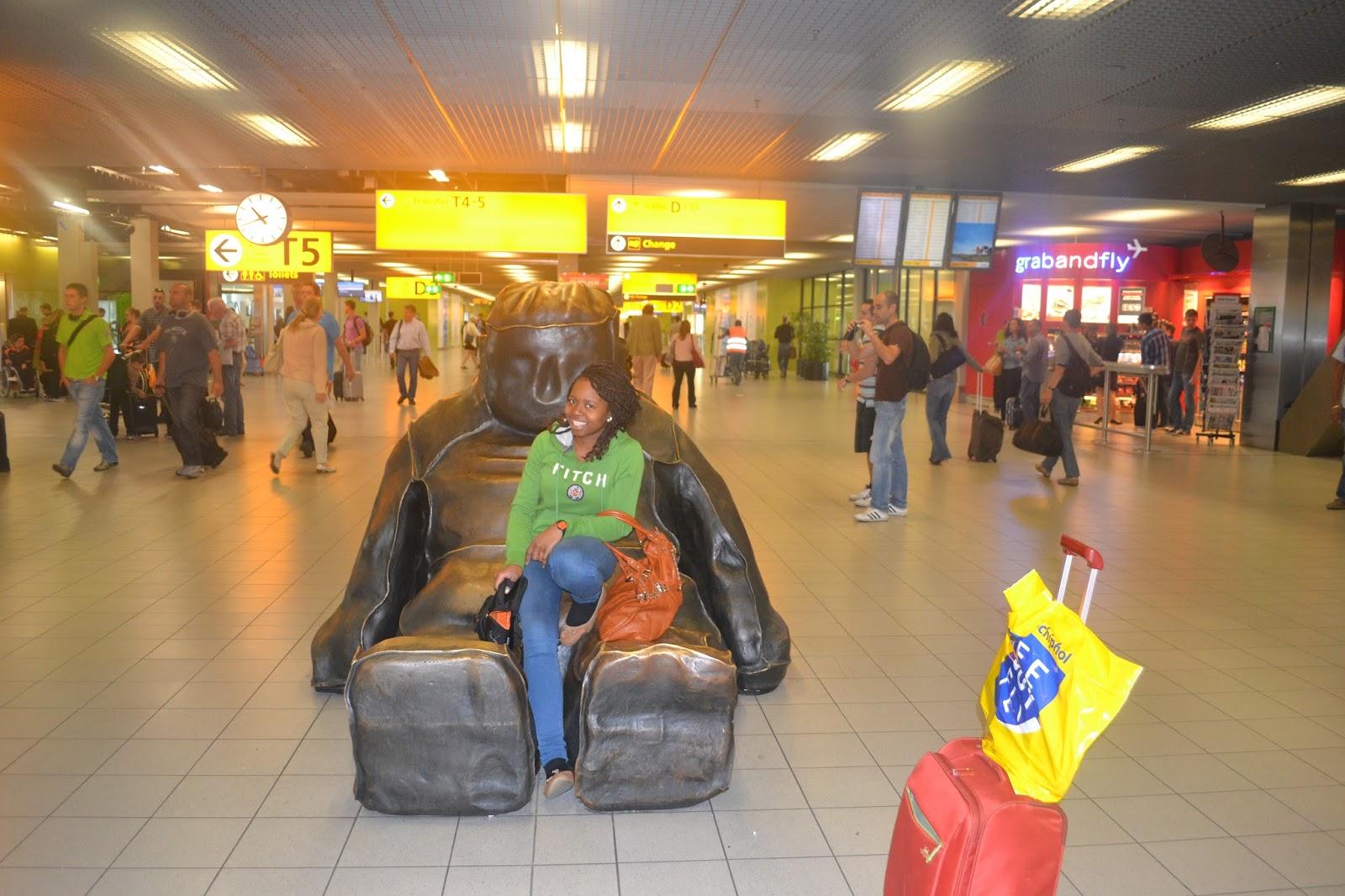 Amsterdam Schipol Airport Layover