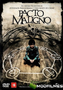 Capa do Filme Pacto Maligno