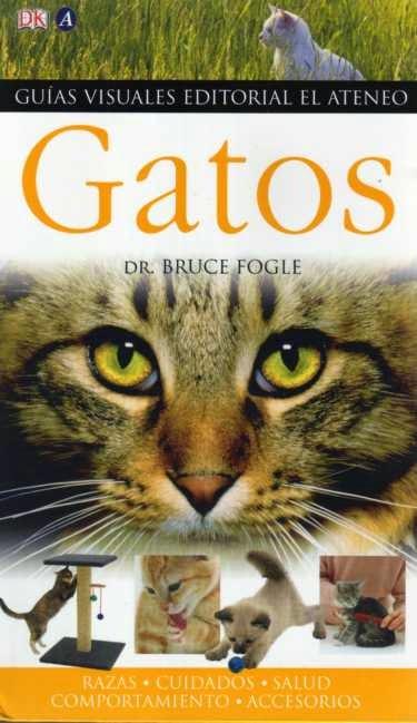 Gatos Guías Visuales DK El Ateneo