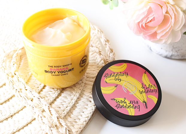La hidratante de banana de The Body Shop sin la que no puedo vivir