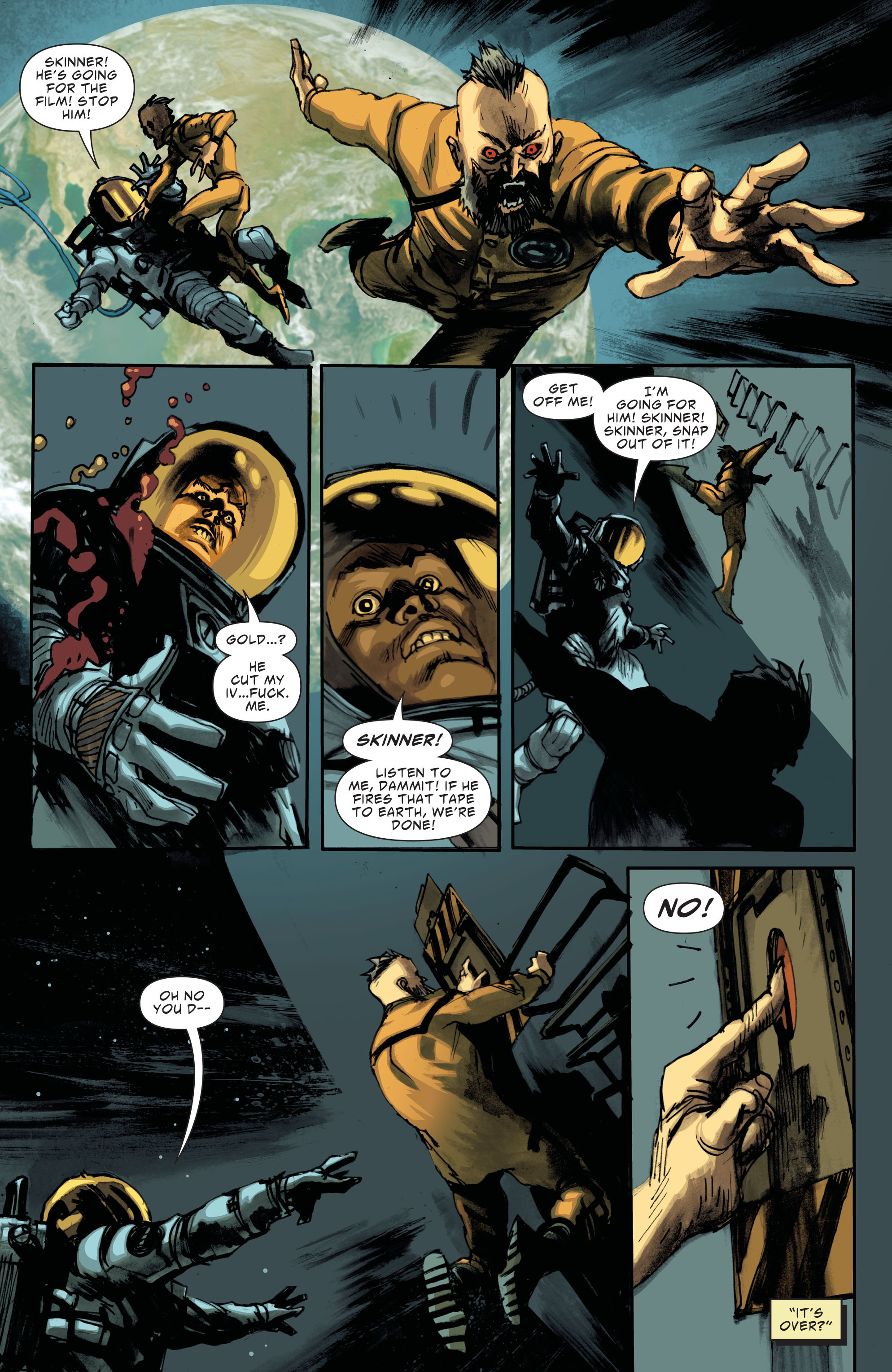 Read online American Vampire: Second Cycle comic -  Issue #10 - 6