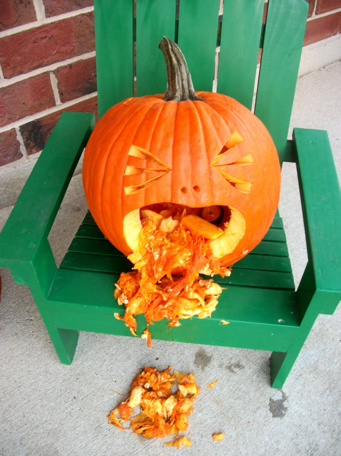 Mommy Magic!: Pumpkin Carving and Pumpkin Seed Recipes!