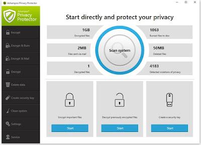 Ashampoo Privacy Protector 2015 Sundeep Maan