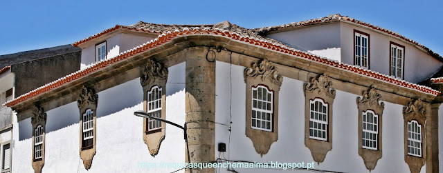 decoração rocaille das janelas  Pinhel