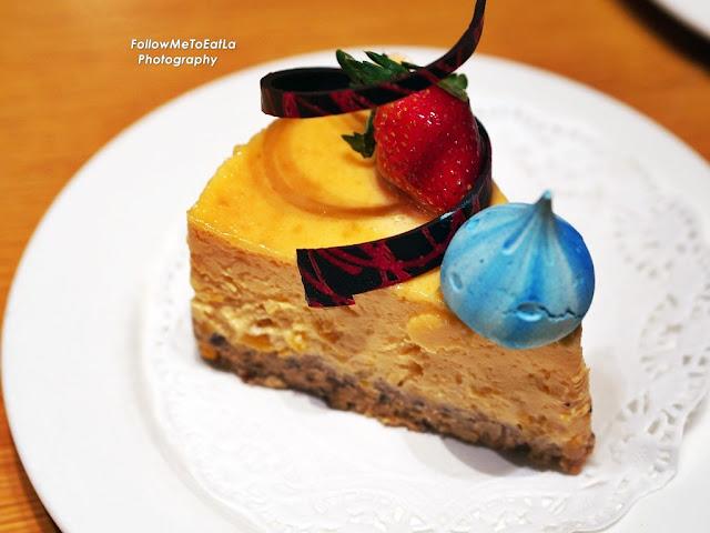 Nangka Cheese RM 78 Nett Whole Cake  RM 10.80 Nett Per Slice
