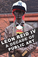 "Leon Reid IV ""A Decade of Public Art"""