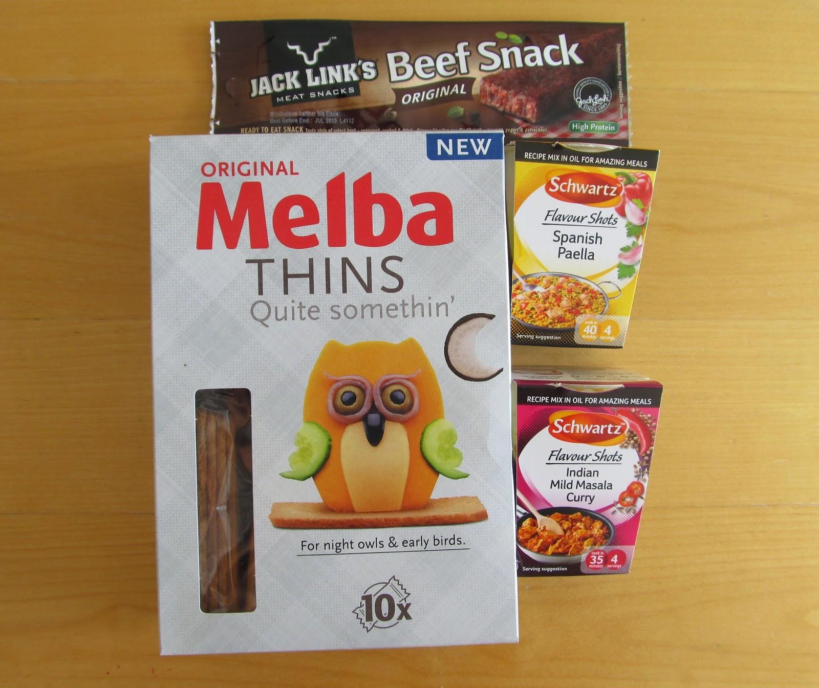 melba thins review